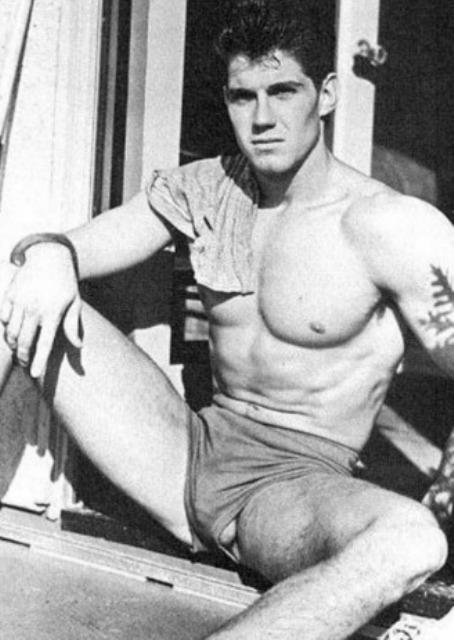 Vintage Nude Male Actors