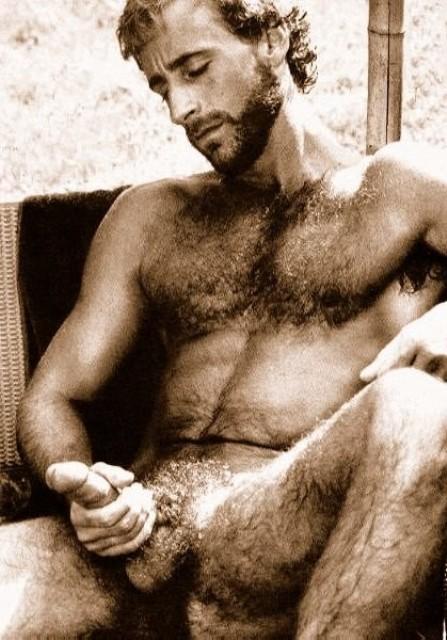 Fuck vintage male nudes the